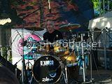 Matt Schofield drummer