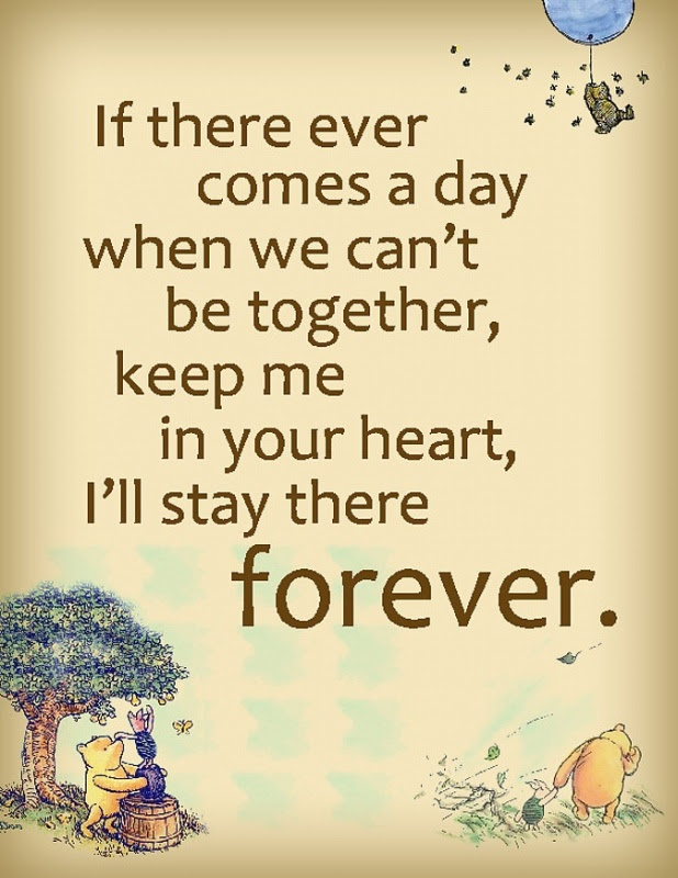 Friends Forever Winnie The Pooh Quote Quote Number 605387