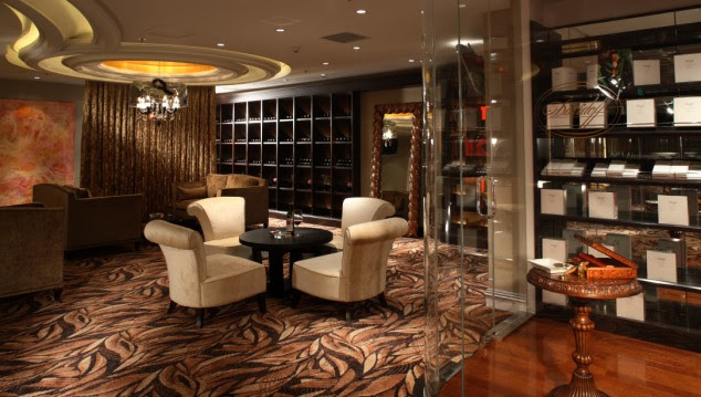 The Davidoff Lounge