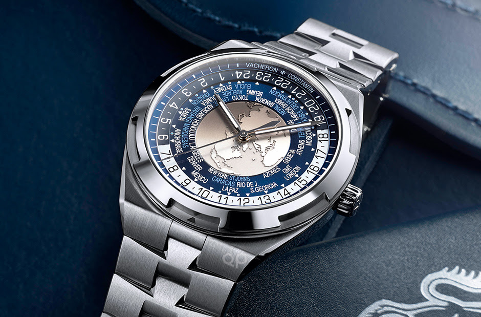 Côté Vacheron Constantin Overseas World Time 02