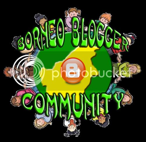borneo blogger community