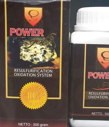 Power Gold Tambang Emas Distributor Bahan Kimia