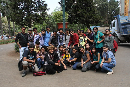 Mr Shreekanth Malushtes Students Rani Bagh Byculla Outing by firoze shakir photographerno1