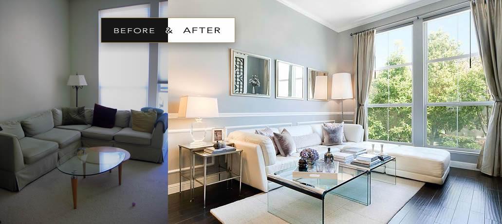 Before After Atelier Noël Interior Design