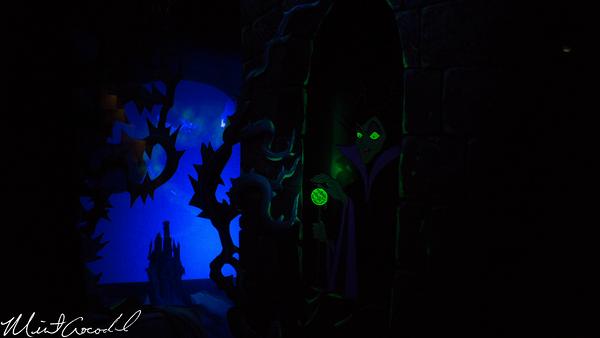 Disneyland Resort, Disneyland Resort, Disneyland, Sleeping Beauty Castle, Walk Through