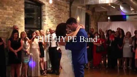 Toronto Wedding Band   The Hype   YouTube