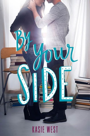 Currently Reading: By Your Side by Kasie West