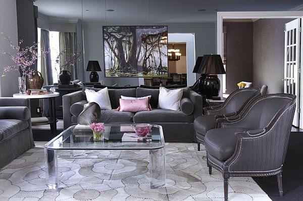 Gray interior design ideas for your home