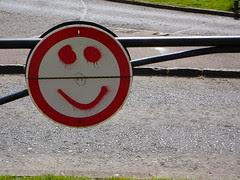 Happy sign is happy