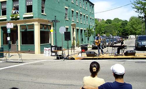 Second Sunday on Main Cincinnati, Ohio