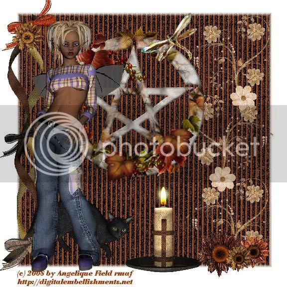 Poser,Fairies,Angels & Devils,Autumn