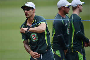 World Cup 2015: I'll sledge India if Warner won't, says Johnson