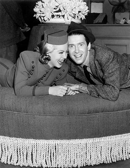 A Favorite Onscreen Couple: Lana Turner and James Stewart