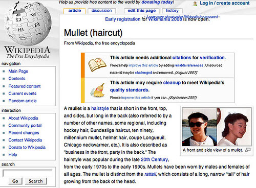 wikipedia-mullet