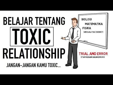 Ciri-ciri Toxic Relationship (Gaya Pacaran Zaman Sekarang) - Mark Manson