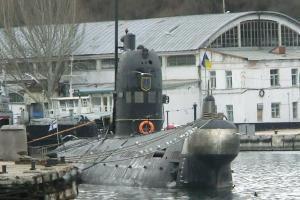 """Подводная лодка """"Запорожье"""" прошла около 60 морских миль"""