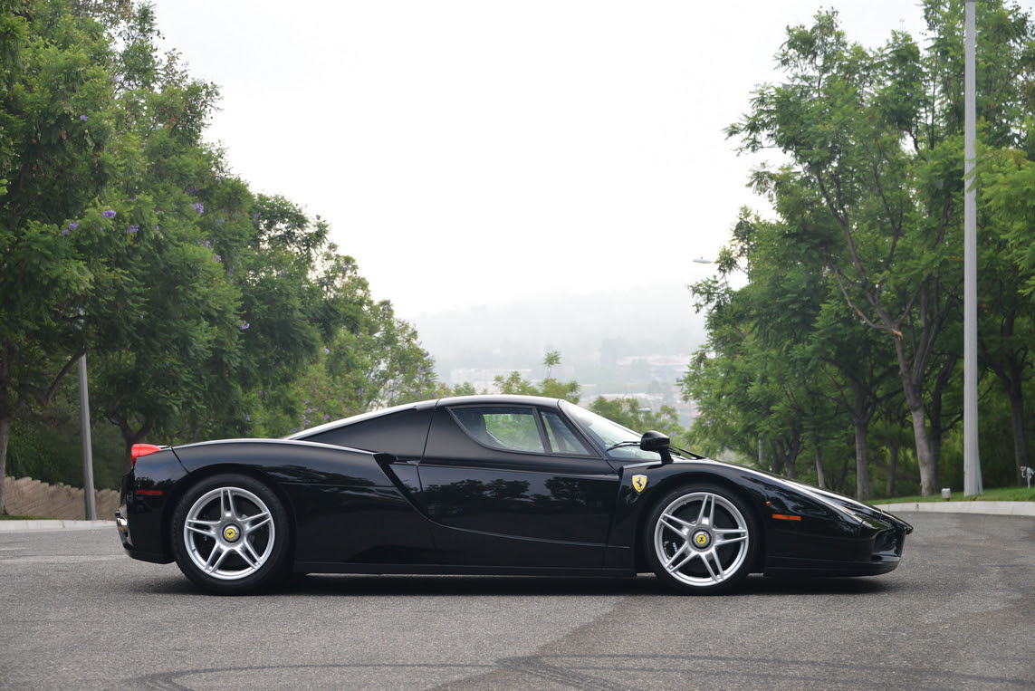 Black Ferrari Enzo for Sale in the US at $3,400,000  GTspirit