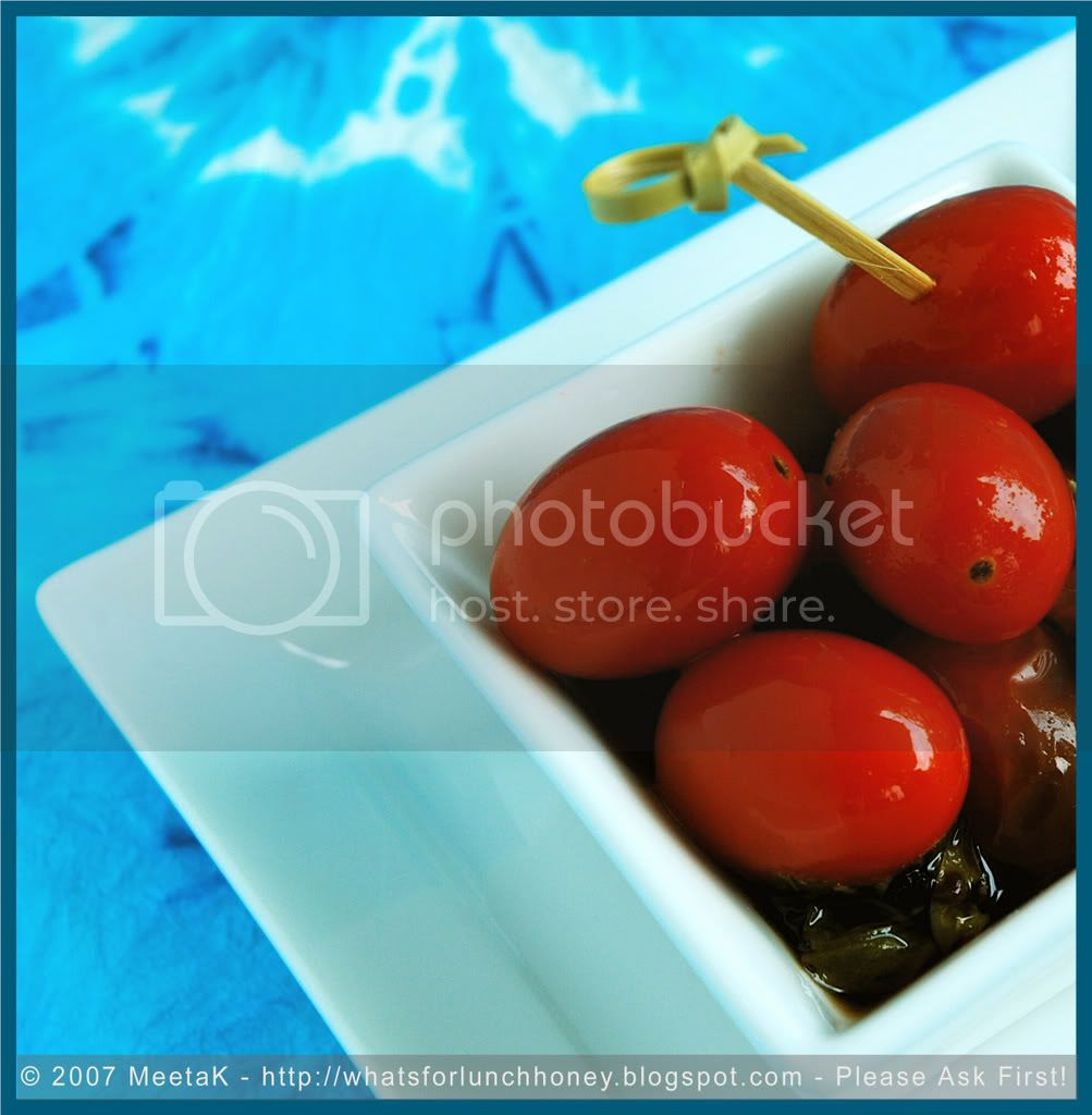Tomatoes in Agrodolce (05) by MeetaK