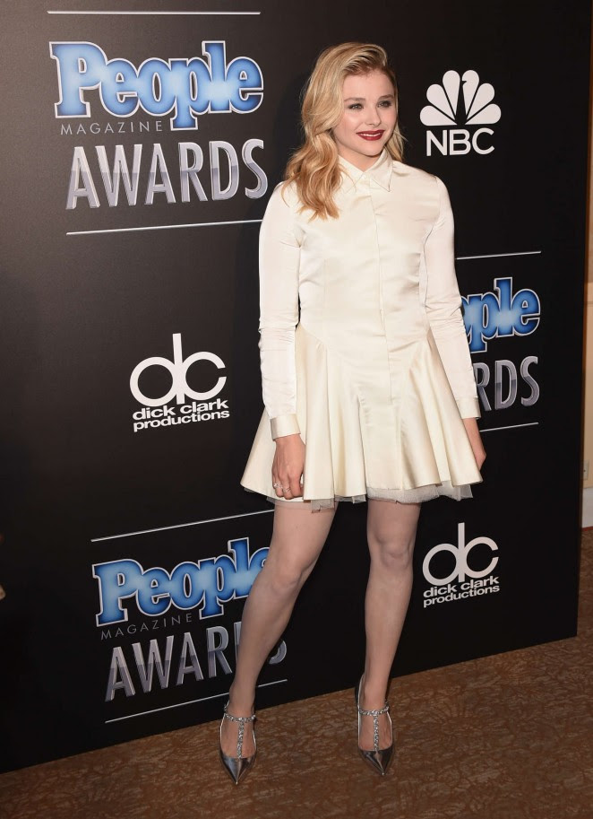 Chloe Moretz: PEOPLE Magazine Awards 2014 -08