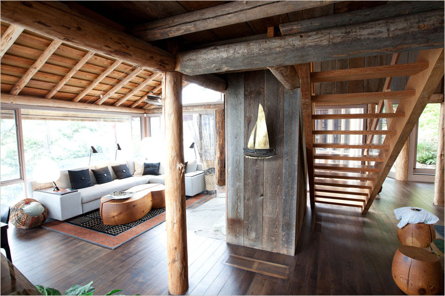 A Modern Cabin on Salt Spring Island - Slide Show - NYTimes.