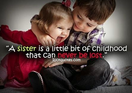 Brother And Sister Love Quotes 14 Quotesbae