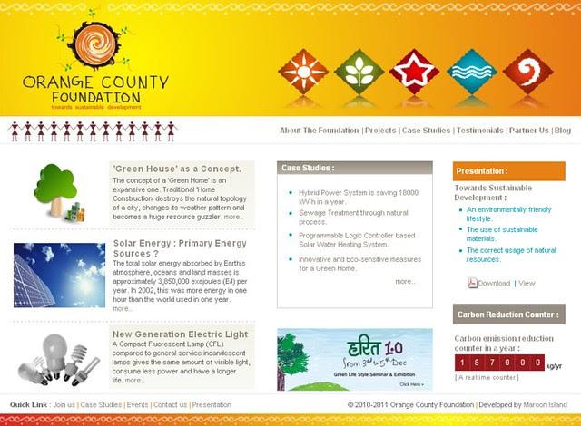 Orange County Foundation Pune