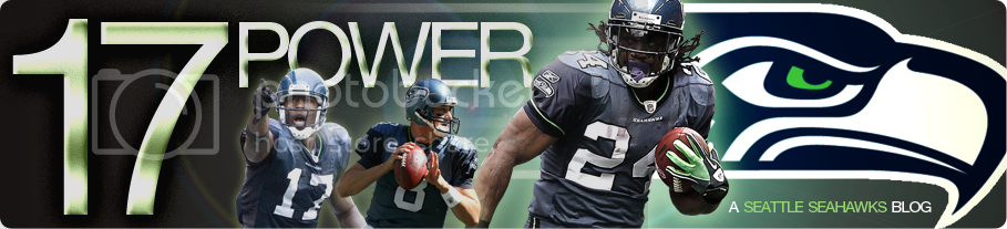 17 Power, A Seattle Seahawks Blog