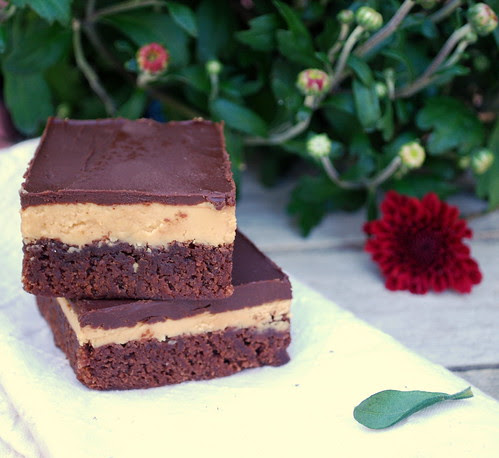Buckeye Brownies 1