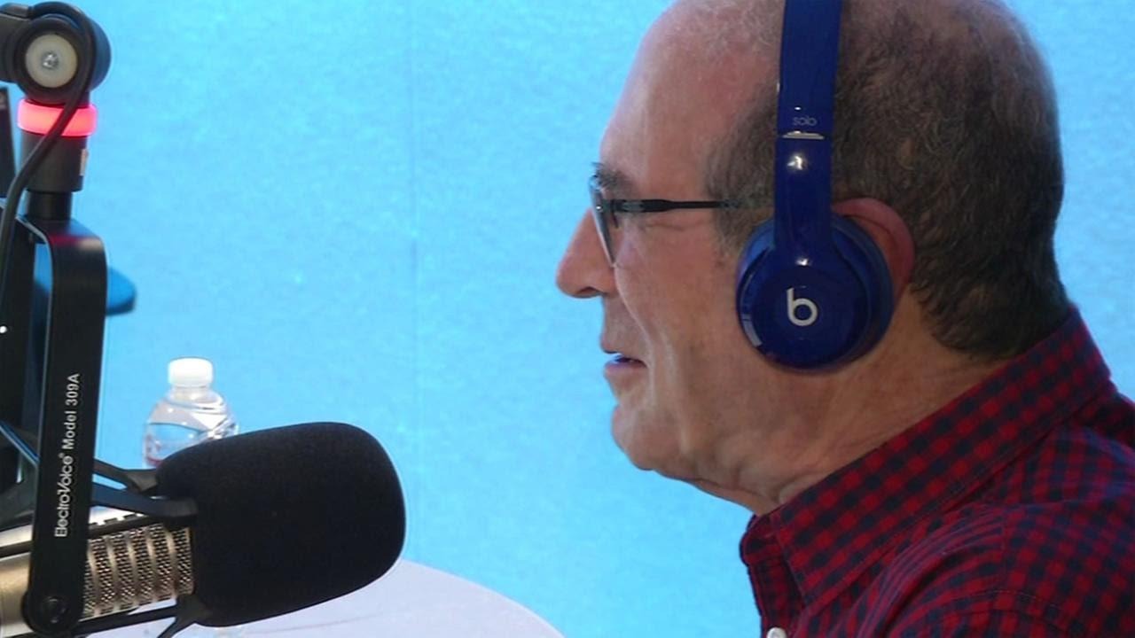 Image result for Old KGO Radio