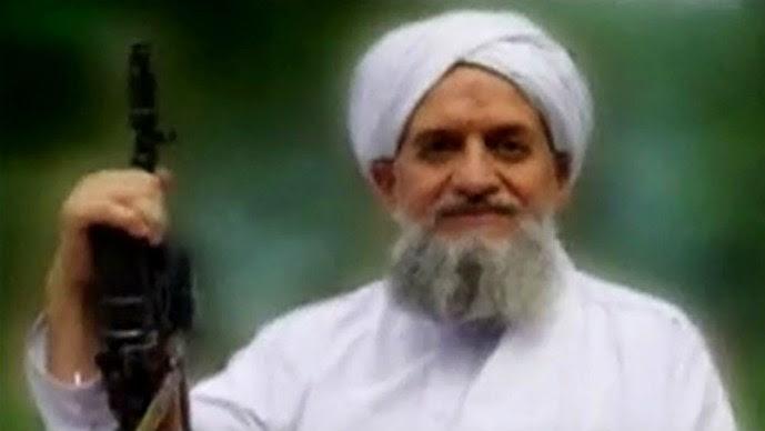 Hình ảnh Al-Qeada kêu gọi các nhóm Hồi giáo chống lại Nga và phương Tây số 1