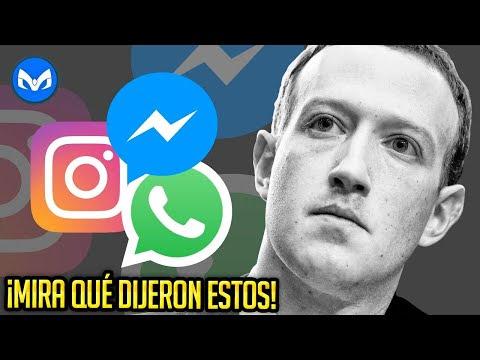 Reveladas las razones tras la caída de WhatsApp, Instagram y Facebook
