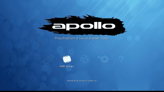 Apollo Save Tool v0.6.5 Released