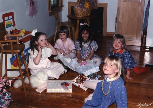 birthday party '91