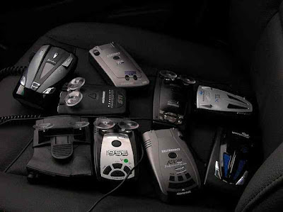 my little friendly radar detectors