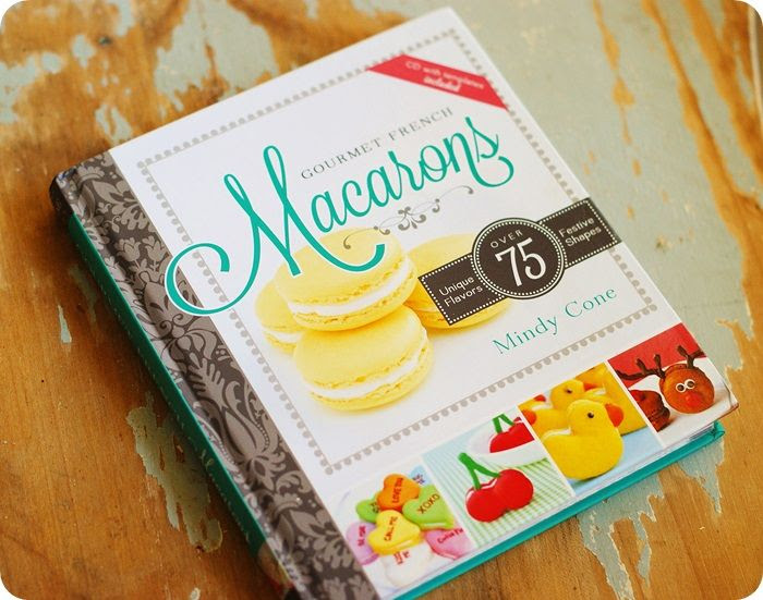 Gourmet French Macarons by Mindy Cone, book review