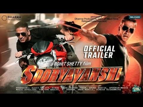 Sooryavanshi | Official Concept Trailer| | Akshay Kumar |Katrina Kaif | Ajay Devgan | Ott Or Theatre