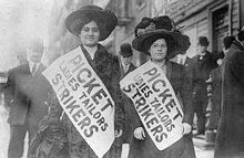 Ladies tailors strikers.jpg