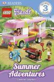 DK Reader Level 2: LEGO Friends: Summer Adventure