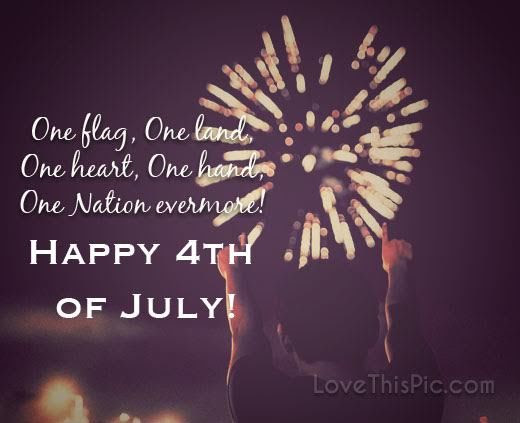 One Nation Happy 4th Of July Pictures Photos And Images For