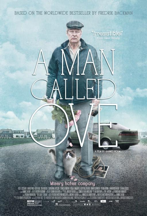 En man som heter Ove Movie Poster