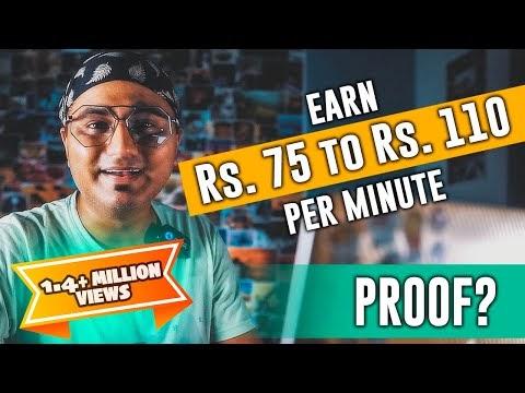 Earn Rs. 100 PER MINUTE for Transcription | Rev.com - Best Website for Transcription Work?