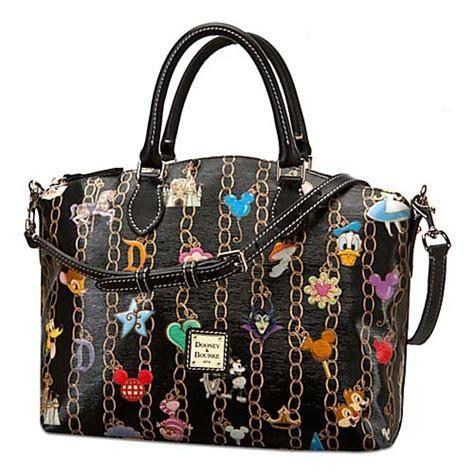 Disney Dooney & Bourke Bag   Charms Black   Satchel