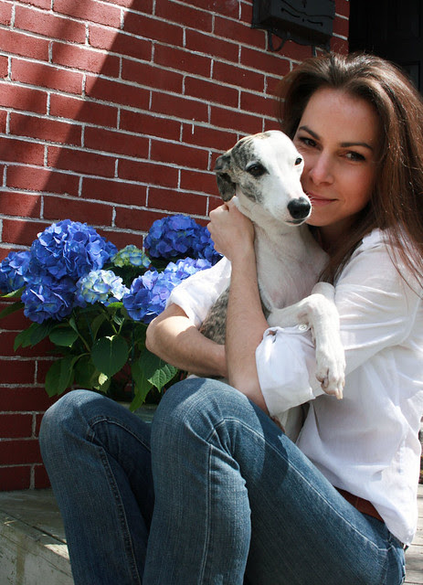 Me & Stella on mother's day - 2011
