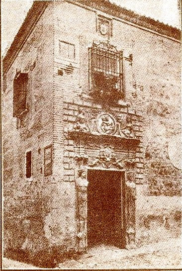 Colegio de Infantes (Toledo) a principios del siglo XX