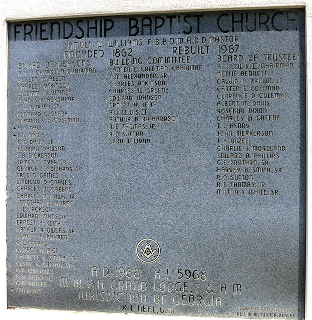 IMG_2702-2013-07-26-Friendship-Baptist-Church-Atlanta-Cornerstone-placed-1968