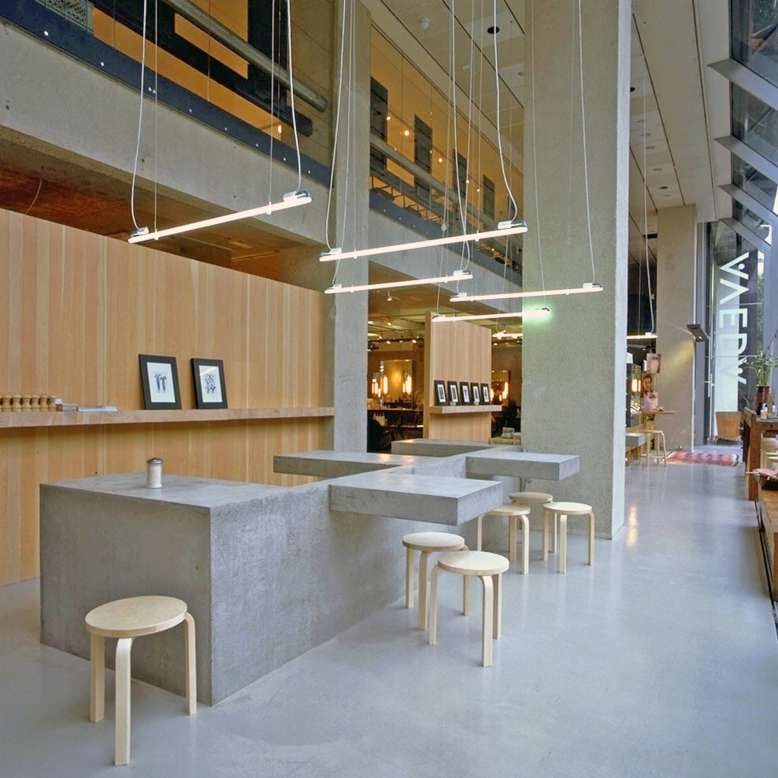 Aveda Jamie Fobert Architects