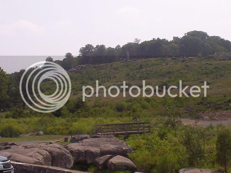 Gettysburg Park in Gettysburg PA
