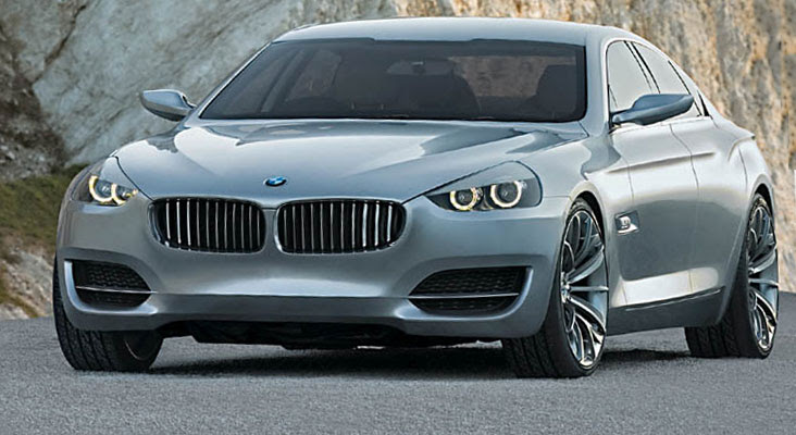 Cars Blog: Upcoming Cars BMW Gran Coupe Concept 2010 Luxury
