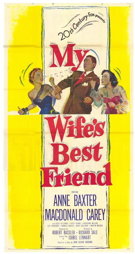 My Wife's Best Friend Movie Posters From Movie Poster Shop