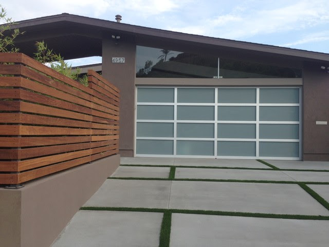 Mid Century Modern 1 - Midcentury - Garage And Shed ...